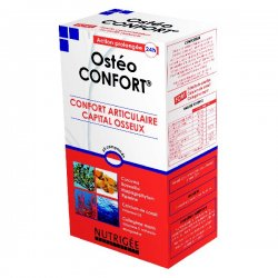 OSTEO CONFORT - 60 COMPRIMES - NUTRIGEE