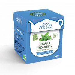 Infusion bio Sommeil des Anges - 20 sachets - Fitoform