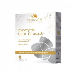 Mask Gold Biocyte - Lot de 4 masques