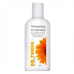DR THEISS - SHAMPOOING AU CALENDULA - FLACON 200 ML