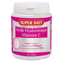 SUPER DIET - ACIDE HYALURONIQUE VITAMINE C