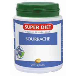 SUPER DIET - BOURRACHE