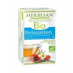 HERBESAN - INFUSION RELAXATION - SUPER DIET