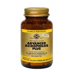 SOLGAR - ADVANCED ACIDOPHILUS PLUS